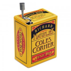 Image of Richard Hawley - Coles Corner - Music Box