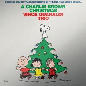 Vince Guaraldi Trio - A Charlie Brown Christmas - 2021 Silver Foil Sleeve Edition
