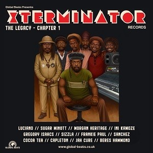 Image of Various Artists - Xterminator Records: The Legacy - Chapter 1