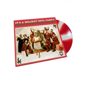 Sharon Jones & The Dap-Kings - It's A Holiday Soul Party - 2021 Reissue