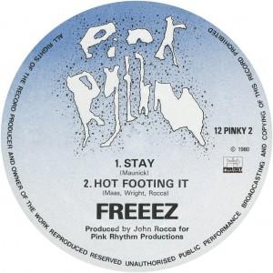Freeez - Stay