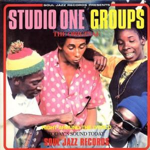 Soul Jazz Records Presents - Studio One Groups - 2021 Re-press