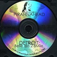 Image of Various Artists - Pirahnahead - Belle Isle 2 8Mile