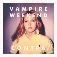 Image of Vampire Weekend - Contra