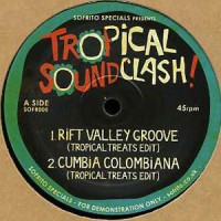 Image of Various Artists - Sofrito Presents Tropical Soundclash!
