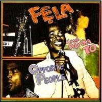 Image of Fela Kuti - Opposite People / Sorrow Tears And Blood