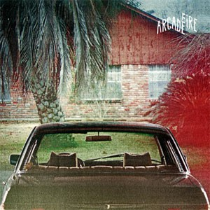 Image of Arcade Fire - The Suburbs