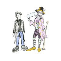 Image of Boz Hayward And Brian Tibby - Edward Edwardly And The Marquis Of Flixton