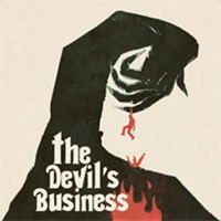 Image of Justin Greaves - The Devil's Business