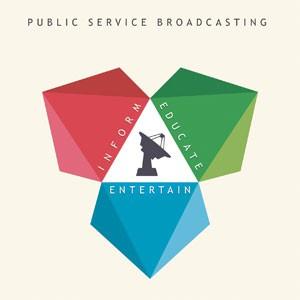 Image of Public Service Broadcasting - Inform - Educate - Entertain