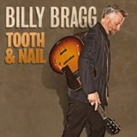 Image of Billy Bragg - Tooth & Nail - Limited CD/DVD Bookpack Edition