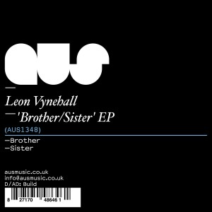 Leon Vynehall - Brother / Sister EP - Repress