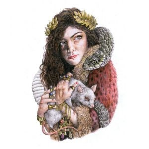 Image of Lorde - Tennis Court EP