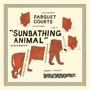 Image of Parquet Courts - Sunbathing Animal