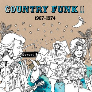Image of Various Artists - Country Funk - Volume II 1967-1974