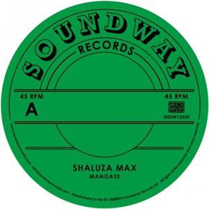 Image of Shaluza Max / Tabu Ley Rochereau - Manganese / Hafi Deo