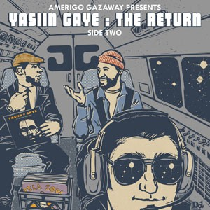 Image of Mos Def Vs Marvin Gaye - Yasiin Gaye - The Return: Side Two