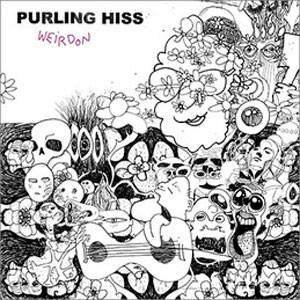 Image of Purling Hiss - Weirdon