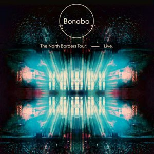 Image of Bonobo - The North Borders Tour: Live - Deluxe CD/DVD Edition