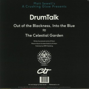 Image of Matt Sewell's A Crushing Glow Presents DrumTalk - Out Of The Blackness Into The Blue