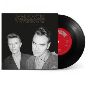 Image of Morrissey & David Bowie - Cosmic Dancer (Live)