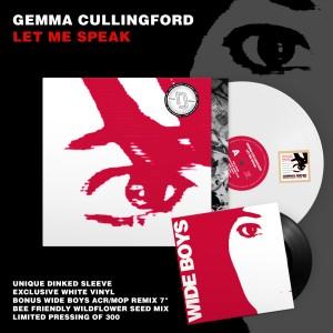 Image of Gemma Cullingford (Sink Ya Teeth) - Let Me Speak