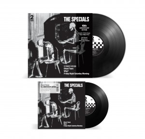 Image of The Specials - Ghost Town - 40th Anniversary Half Speed Master