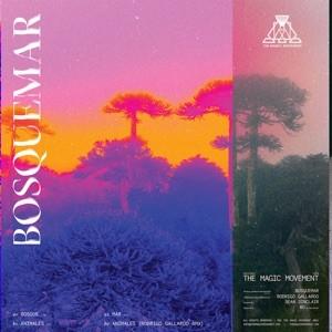 Image of Bosquemar - Bosquemar EP - Inc. Rodrigo Gallardo Remix