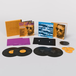 Image of Noel Gallagher's High Flying Birds - Back The Way We Came: Vol. 1