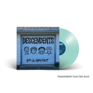 Image of The Descendents - 9th & Walnut