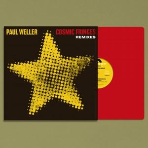 Image of Paul Weller - Cosmic Fringes (Remixes)