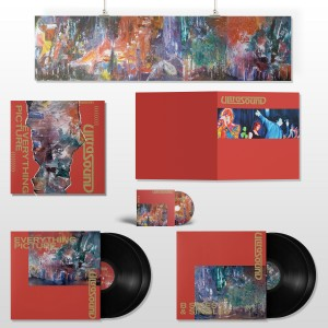 Image of Ultrasound - Everything Picture (Deluxe Edition)