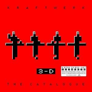 Image of Kraftwerk - 3-D The Catalogue