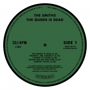 Image of The Smiths - The Queen Is Dead Deluxe