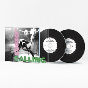 Image of The Clash - London Calling: Special Sleeve