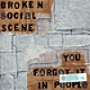 Image of Broken Social Scene - You Forgot It In People