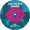 Motor City Drum Ensemble<br>Raw Cuts # 1 & 2<br>MCDE