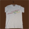 Image of Electric Chair - Saved My Life - White T-shirt