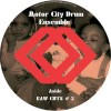Motor City Drum Ensemble<br>Raw Cuts # 3 & 4<br>MCDE / Raw Cuts