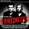 "The Raveonettes - Whip It On - 10"" Red Vinyl Edition"